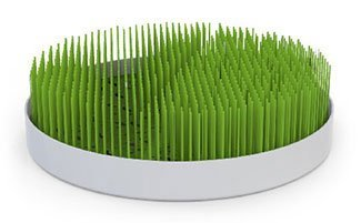 grass drying bottle rack