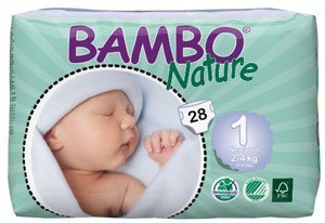 bamboo nature newborn diapers