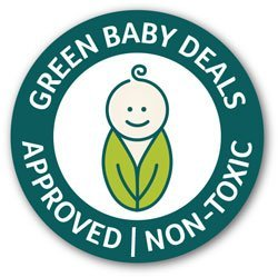 Green Baby Deals Approved non-toxic seal