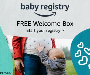 amazon baby registry free welcome box