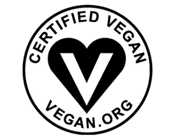 certified vegan logo