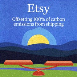 etsy offsetting carbon