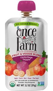 once upon a farm organic baby food delivery